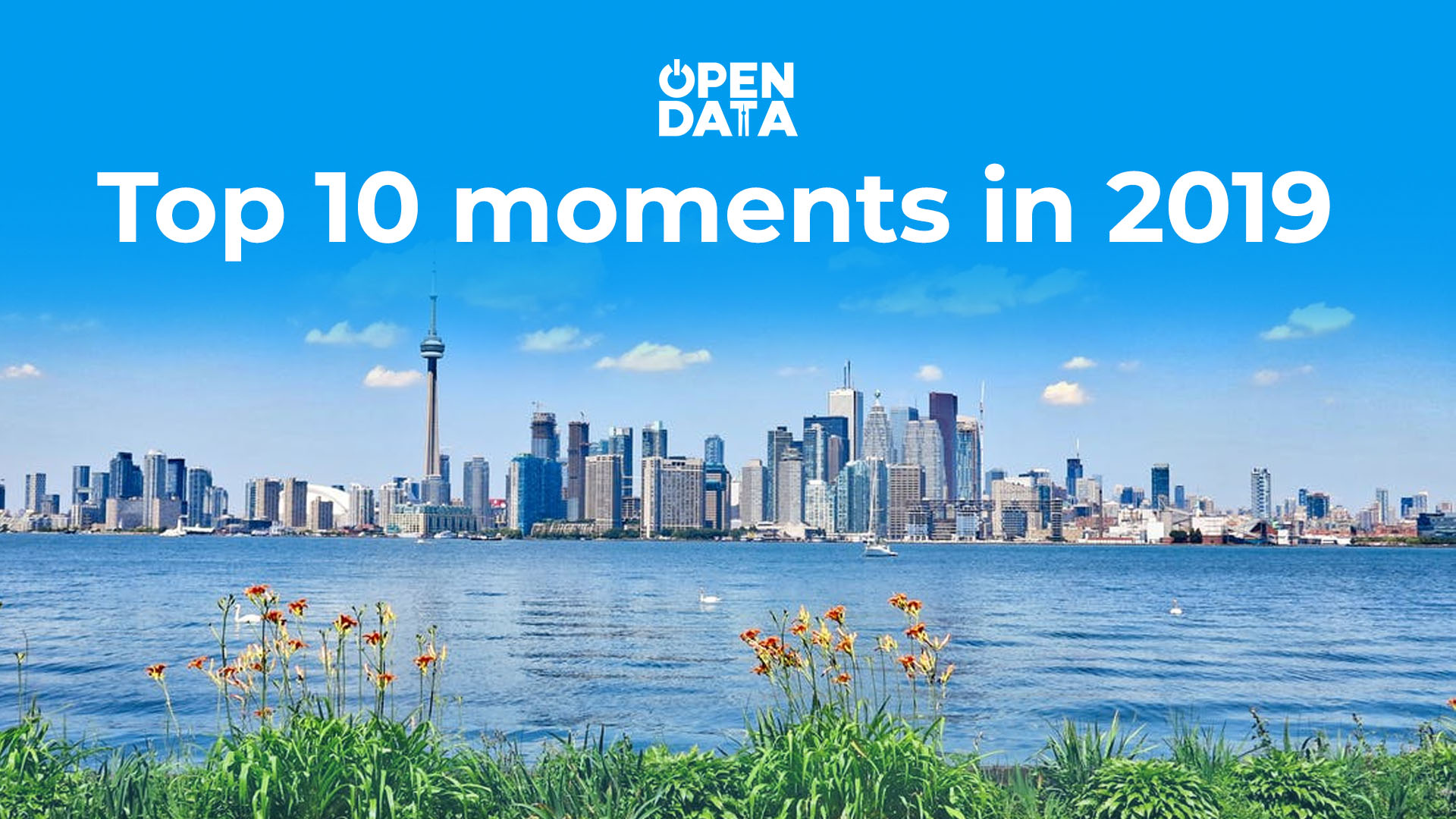 Top Open Data Moments in 2019